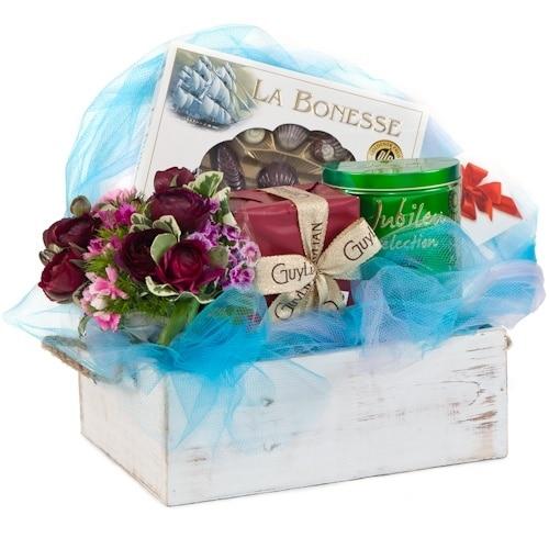משלוח פרחים ושוקולד