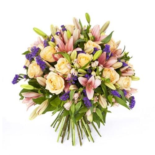 זר שמפיין - משלוחי פרחים בראשן לציון